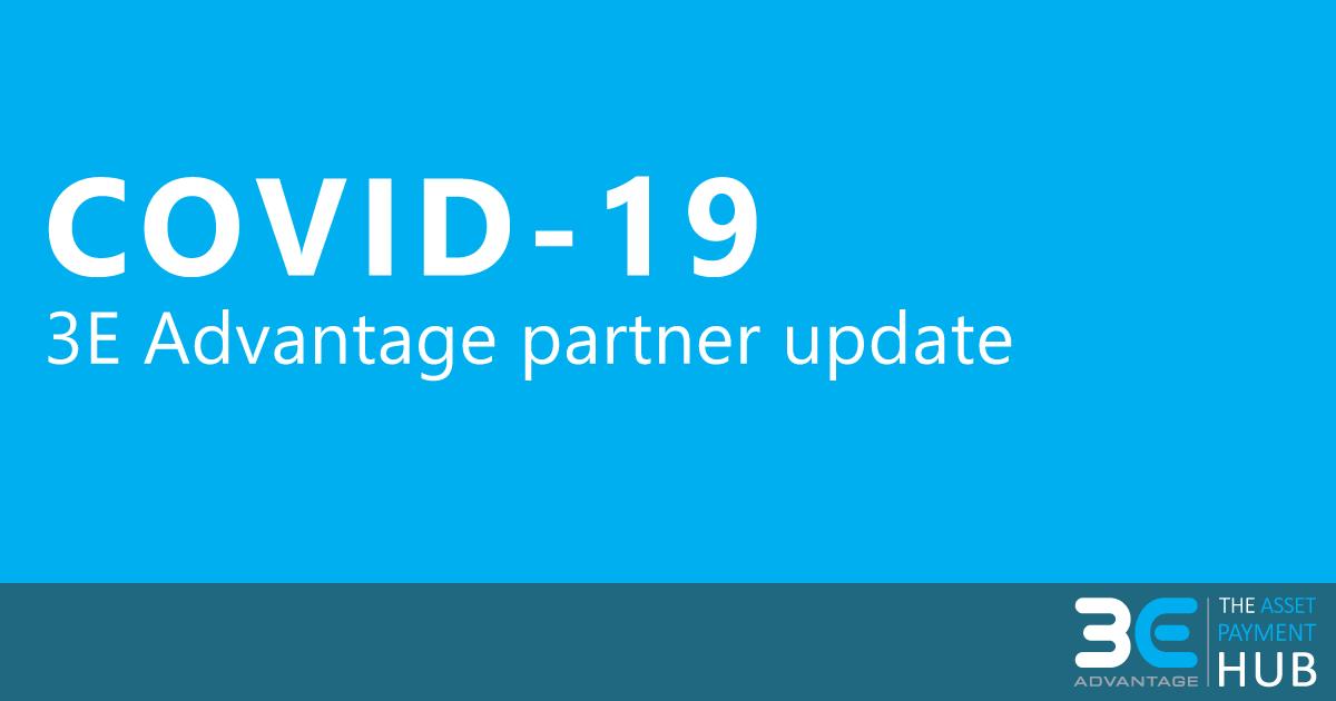 covid-19 partner update
