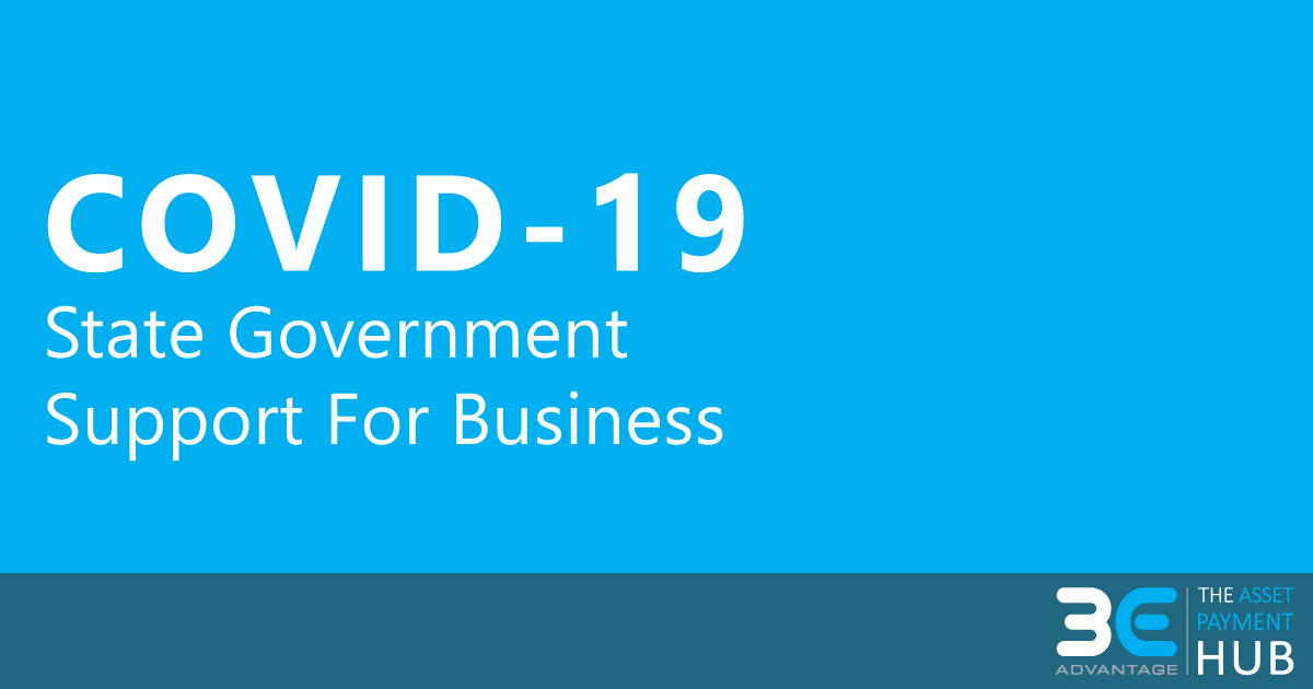 covid-19 state government support